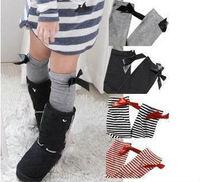 kids The princess sox joker of bowknot middle sox with no socks cotton socks free shipping