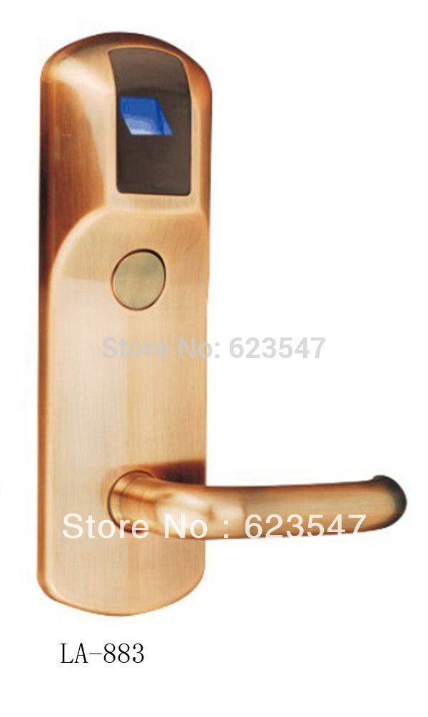 Fingerprint lock Biometric locks high quality for lowa(China (Mainland))