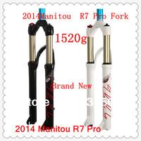 "2013 Brand MANITOU R7 R-SEVEN MTB Bike ""PRO"" FORK Milo RLC DISC Pressure fork"