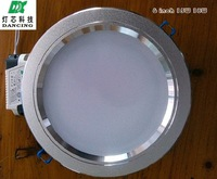 85V-265V input 6 inch 15W 18W LED downlight lamp Antifog Bathroom Recessed Ceiling Down Light lamps