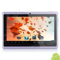 "SoftwinerEvb 7"" Android 4.0 Tablet PC w/ 512MB RAM / 4GB ROM / G-Sensor - Purple"