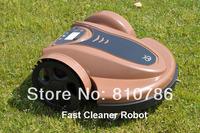 2014 Newest Top Selling  Robot Auto Lawn Mower,working capacity 1500M2/Rain Sensor,Auto Recharge,Remote Controller,Bump sensor
