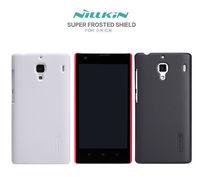 Original Genuine Nillkin Super Shield Shell Hard Case Skin Back Cover +Screen Protector For  Xiaomi Hongmi/ Red Mi/ Red Rice