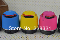 2013 New Style S05 Bluetooth Speaker S10 upgrade for iPhone Samsung HTC iPad TF card speaker Portable mini speaker