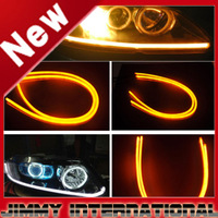 NEW free shipping 60CM Car Headlight LED strip light/daytime running light,turning light car light
