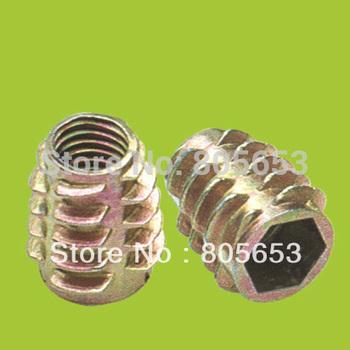 M8*18 zinc plated zinc alloy nut in furniture (NZ2411)