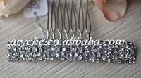 10189 Hot New Fashion Crystal Rhinestone Bridal Wedding Jewelry Hair Combs Woman's Fashion Headbands