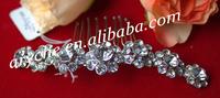 10175 New Fashion Crystal Beaded Bridal Hair Combs Decorative Jeweled Hair Combs