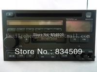 Original TOYOTA 56807 Matsushita 86120-33040 single CD Tuner for 4 Runner Land Cruiser Camry 1994-1997 OEM car radio CQ-JS8410A