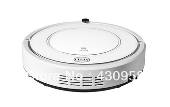 (Free shipping to the world ) Sweep,Vacuum, Mop, UV Sterilize LCD Display,Touch Screen Multifunctional Robot Vacuum Cleaner