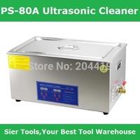 PS-80 A 22 L Ultrasonic Cleaner + Washing Basket/Digital Control Ultrasonic Washing Machine/Phram use washing machine