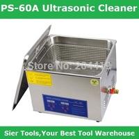 PS-60 A 15 L Ultrasonic Cleaner + Washing Basket/Digital Control Ultrasonic Washing Machine/glass washing machine