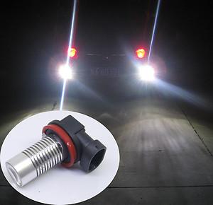 Free Shipping 2X H11 Cree Q5 5W LED CAR FOG Light For ford focus 2 focus 3 kuga 2013 focus 2005 focus 2012(China (Mainland))