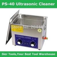 PS-40 10 L Ultrasonic Cleaner + Washing Basket/Knob Control Ultrasonic Washing Machine/glass washing machine