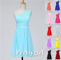 ZJ0085 pretty girl short light blue dresses party for cocktail elegant new fashion 2013