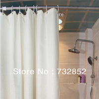 high quality thickening waterproof shower curtain in the bathroom,blind to bathroom with  hooks ,special for five star hotel