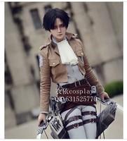 Shingeki no Kyojin Eren Jaeger Attack on Titan cosplay costume cloak set