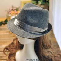 Flange woolen autumn and winter fashion vintage wool felt hat fedoras female jazz hat fedora hat