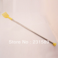 Free shipping! 2 steel pipe steel pipe back scratcher scratch/back metal massage device