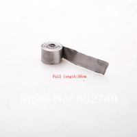 Free shipping Fishing lead sheet roll 0.5 hand pole leather lead tin film lead sheet