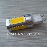 LED G9 7W 85-265V  LED Epistar chipled bulb (10pcs/lot free ship)