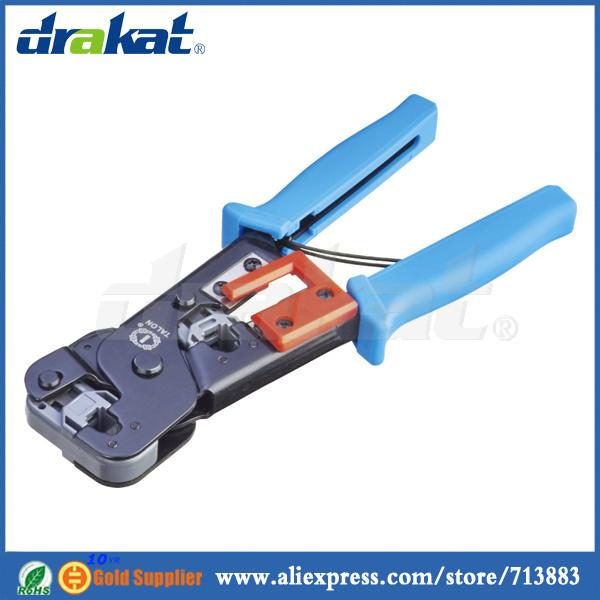 Telephone RJ11 RJ12 6P4P Pin Terminal Crimping Tool(China (Mainland))