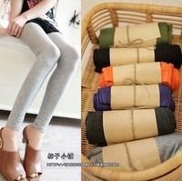 women's modal ankle length leggings ankle length trousers elastic summer female casual leggings W3243