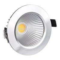COB antifog 5w integrated lamp LED downlight HTD754 LED down light  COB chip