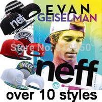 Hot 2014 Brand New Adjustable Men and Women NEW NEFF Sport Hip Hop Snapback Caps Hats Baseball Caps freeshipping
