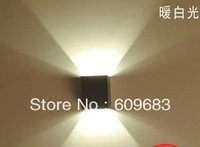 Free shipping!Wall lamp led tv sofa background light ofhead modern brief bar lights stair lamp corridor lights