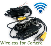 Wireless Transmission For Car Reversing Camera Connect Monitor Transmitter And Receiver Free Shipping