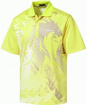 Kawasaki 10130 badminton clothes t-shirt breathable sweat absorbing Free Shipping