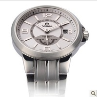 Free shipping CASIMA 5108 simple   business men watch multifunction calendar personalized second hand 50M depth waterproof watch