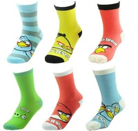 Wholesale ! High Quality Children Cotton Socks winter socks kids cartoon socks Free Shipping thick socks 18pairs/lot