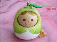Soft fruit flower nodding doll gift