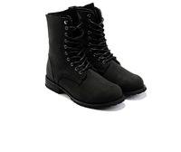 Men's boots desert male martin boots combat tooling tall