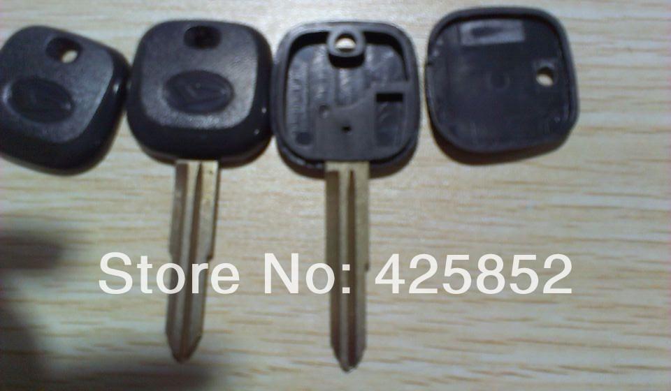 Daihatsu Transponder Key Case Shell Cover Daihatsu Key Blanks With Chip Place(China (Mainland))