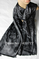 NEW!! Fashion silk scarf cotton large cape women's autumn and winter letter scarf
