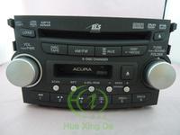 TL 2007 2008 6-DISC CHANGER CD/DVD MP3 WMA AUX AM FM cassette radio 39100-SEP-A600 DVD AUDIO OEM FACTORY