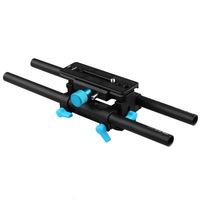 FOTGA DP3000 QR DSLR rail 15mm rod plate support rig for follow focus mattebox HDV