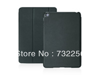 Free Shipping High quality three foid with sleeping fuction case for ipad mini new 2013