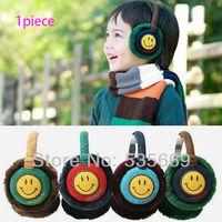 Brand New Korean Cute Warm Baby Kids Girl Boy Winter Ear Muff Earmuffs Earcap Protection Wholesale