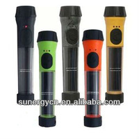 Waterproof Solar Flashlight  Solar torch,Solar flashlight,business promotion gift