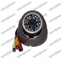 Intelligent Outdoor Record camera Smart SD Card A/V 24IR security DVR Dome camera 32GB
