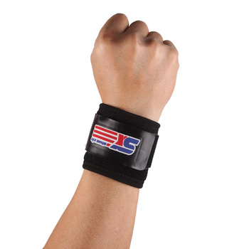 Free Shipping wholesale never fluff suitable Adjustable Neoprene sports Wrist pads Support Wrist Wrap Superior ventilation SX601