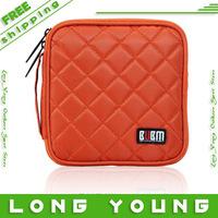 Bubm CD bag   car CD bag  camera accessories CD storage bag with 5 colors can put 32pcs CD ,free shipping