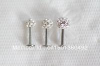 2013 The most popular products Body piercing jewelry earrings  ear stud  lip stud  005