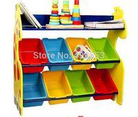 Toy shelf onta toy storage rack toy finishing rack toy storage cabinet box