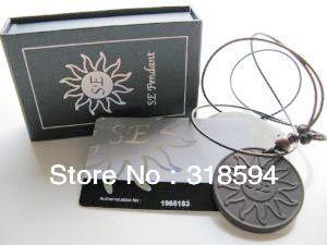 free shipping SE Energy Pendant quantum pendant necklace Scalar Energy Volcano Pendant with box cosway pendant