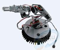DAGU 6DOF aluminum robotic arm   AVR programming robots   accessories